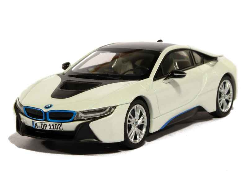 bmw i8 2014 paragon models 1 43 autos miniatures tacot. Black Bedroom Furniture Sets. Home Design Ideas