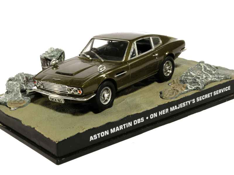 79261 Aston Martin DBS James Bond 007