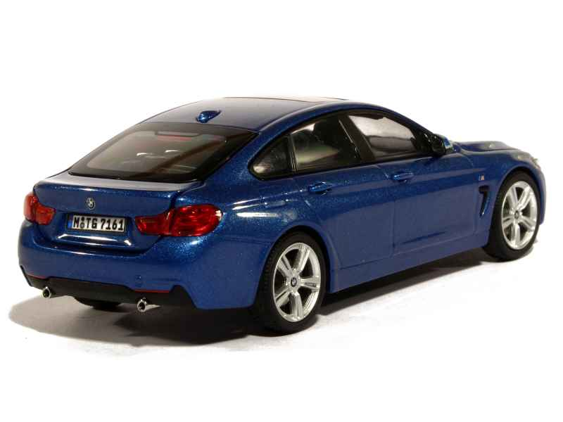 bmw 4 series gran coupe m pack f36 2014 kyosho 1 43 autos miniatures tacot. Black Bedroom Furniture Sets. Home Design Ideas