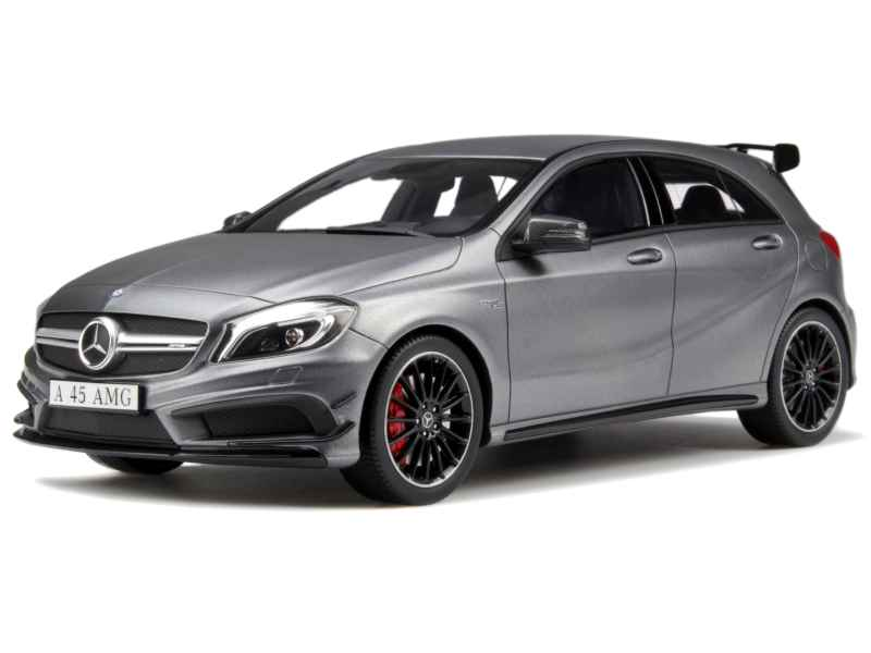 mercedes a45 amg w176 2014 gt spirit 1 18 autos miniatures tacot. Black Bedroom Furniture Sets. Home Design Ideas
