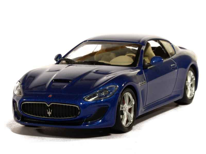 maserati granturismo mc gt4 2010 whitebox 1 43 autos miniatures tacot. Black Bedroom Furniture Sets. Home Design Ideas