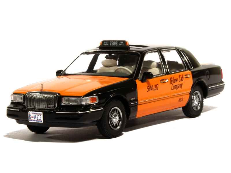 79441 Lincoln Town Car Taxi USA 1996