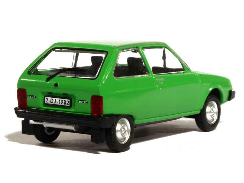 citro n axel oltcit club x press al 1 43 autos miniatures tacot. Black Bedroom Furniture Sets. Home Design Ideas
