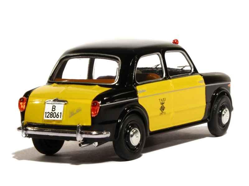 fiat 1100 taxi barcelone 1956 rio 1 43 autos miniatures tacot. Black Bedroom Furniture Sets. Home Design Ideas
