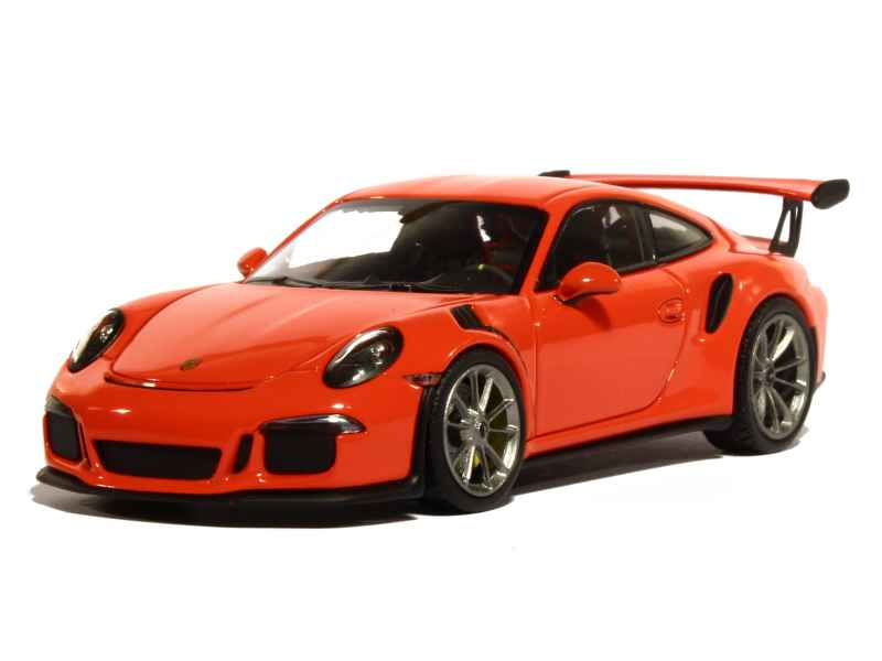 porsche 911 991 gt3 rs 2015 minichamps 1 43 autos miniatures tacot. Black Bedroom Furniture Sets. Home Design Ideas