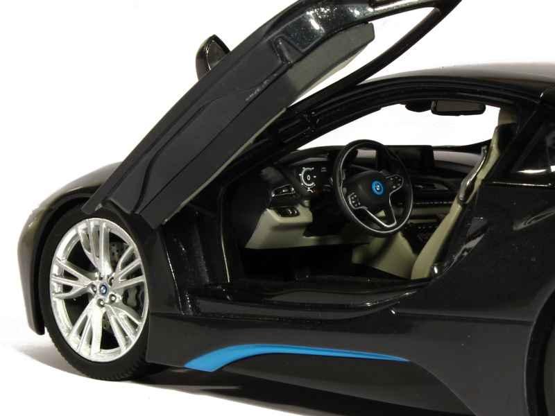 Bmw I8 2014 Paragon Models 1 18 Autos Miniatures Tacot