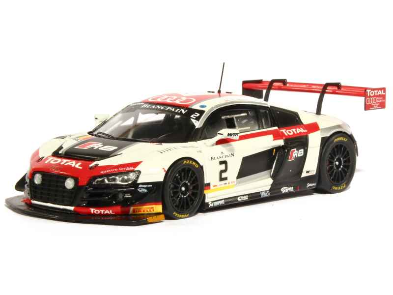 79659 Audi R8 LMS Ultra WRT Spa 2014