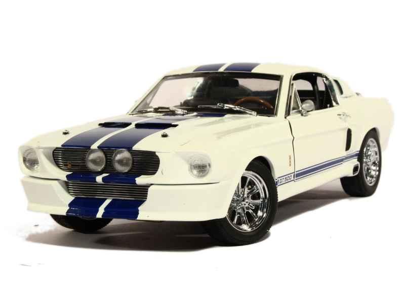 shelby gt 500 1967 greenlight 1 18 autos miniatures tacot. Black Bedroom Furniture Sets. Home Design Ideas