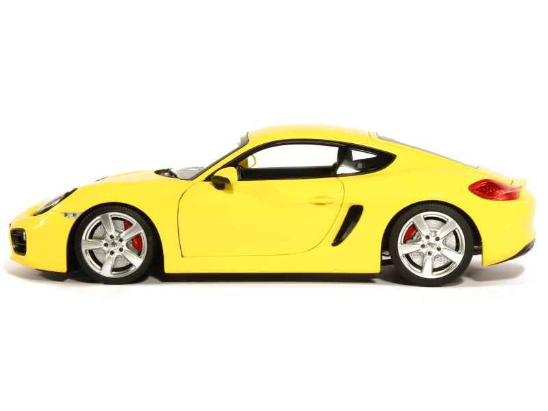 porsche cayman 981c 2013 minichamps 1 18 autos miniatures tacot. Black Bedroom Furniture Sets. Home Design Ideas