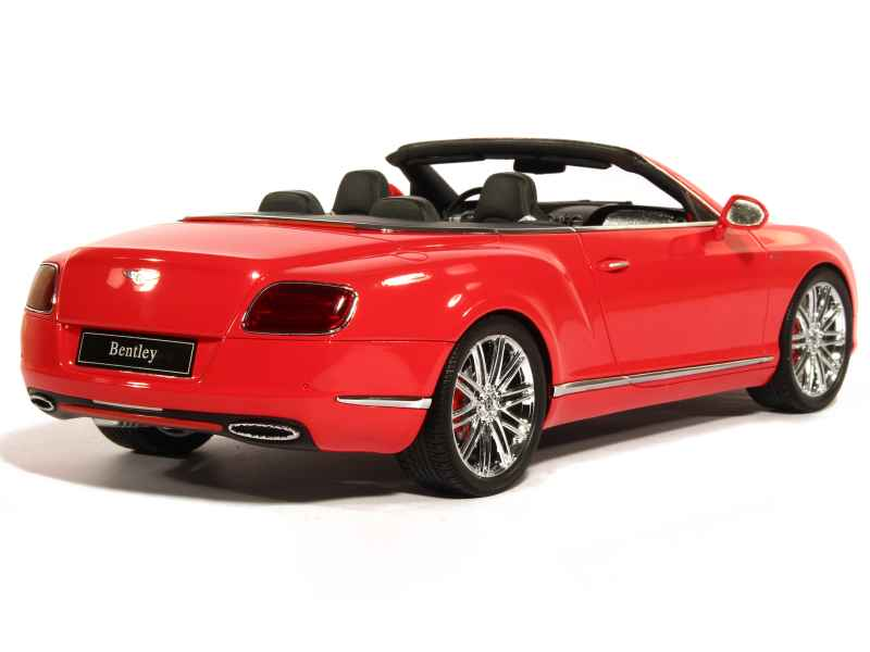 bentley continental gt speed cabriolet 2013 minichamps 1 18 autos miniatures tacot. Black Bedroom Furniture Sets. Home Design Ideas