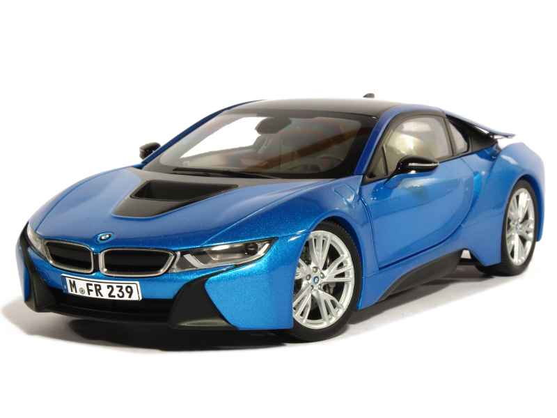 bmw i8 2014 paragon models 1 18 autos miniatures tacot. Black Bedroom Furniture Sets. Home Design Ideas