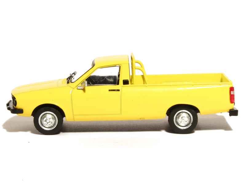 renault dacia 1304 pick up 1980 x press al 1 43 autos miniatures tacot. Black Bedroom Furniture Sets. Home Design Ideas