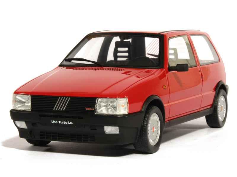 Fiat Uno Turbo I E 1985 Laudoracing Models 1 18