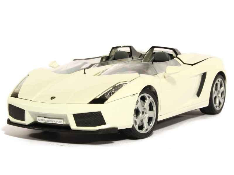 Motor Max - Lamborghini Concept S 2005 - 1 18