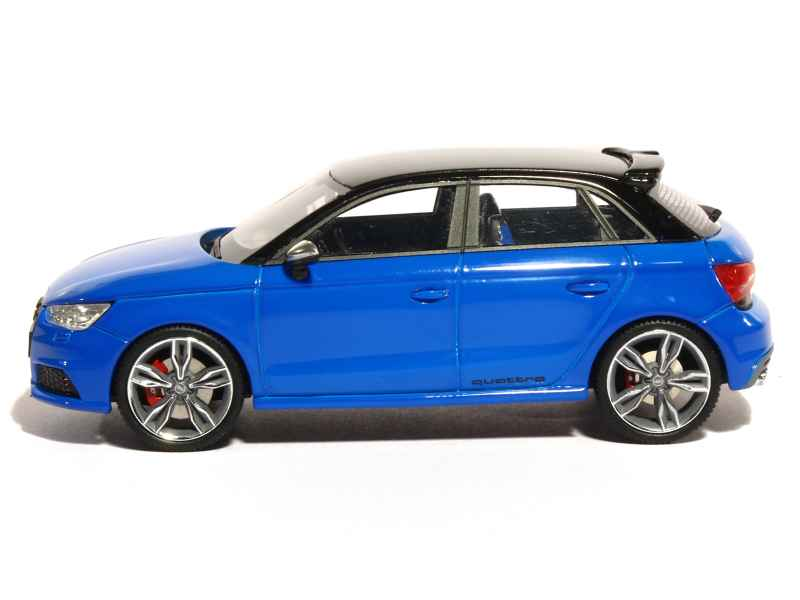 audi s1 5 doors sporback 2014 neo 1 43 autos. Black Bedroom Furniture Sets. Home Design Ideas