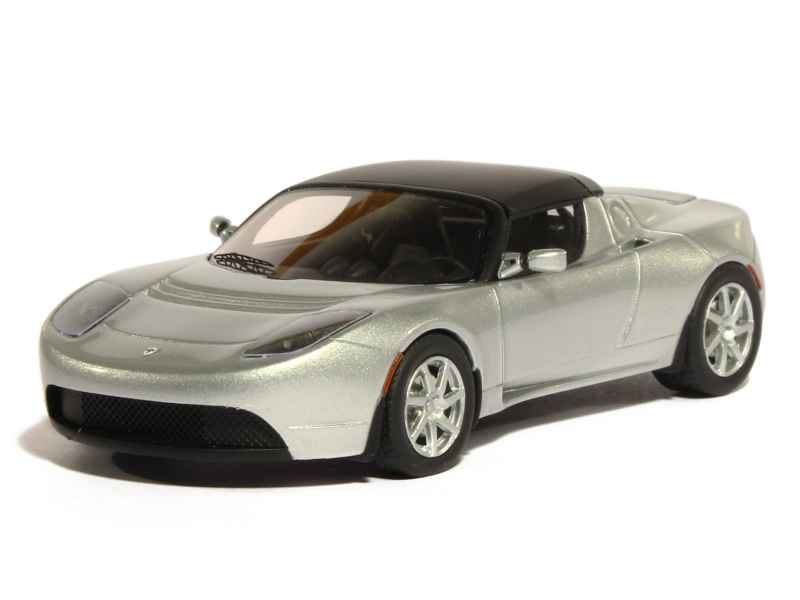 tesla roadster soft top 2008 schuco pro r43 1 43. Black Bedroom Furniture Sets. Home Design Ideas