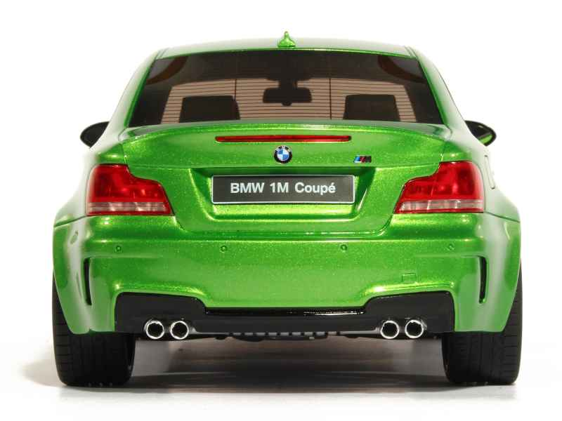 bmw 1m coup e82 2011 gt spirit 1 18 autos miniatures tacot. Black Bedroom Furniture Sets. Home Design Ideas