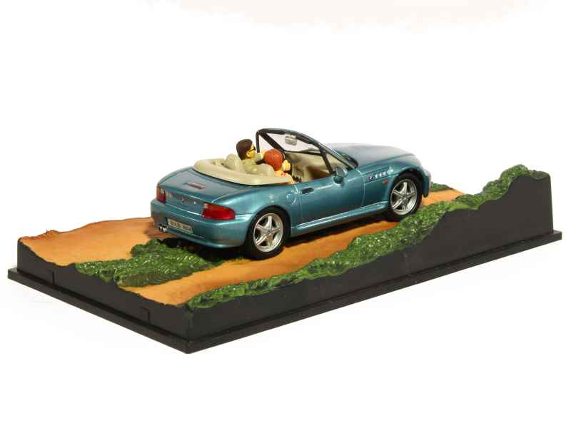 Bmw Z3 James Bond 007 Mod 232 Le Presse F 1 43 Autos