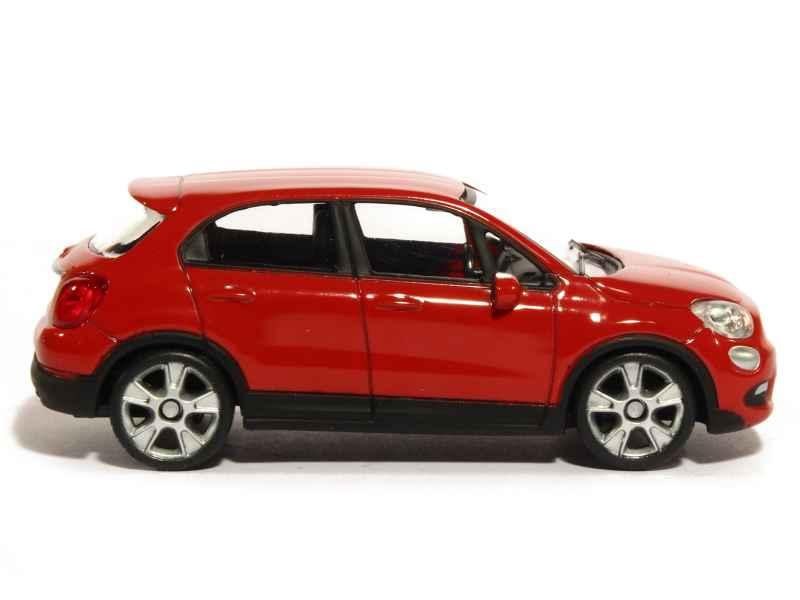 fiat 500x 2015 mondo motors 1 43 autos miniatures tacot. Black Bedroom Furniture Sets. Home Design Ideas