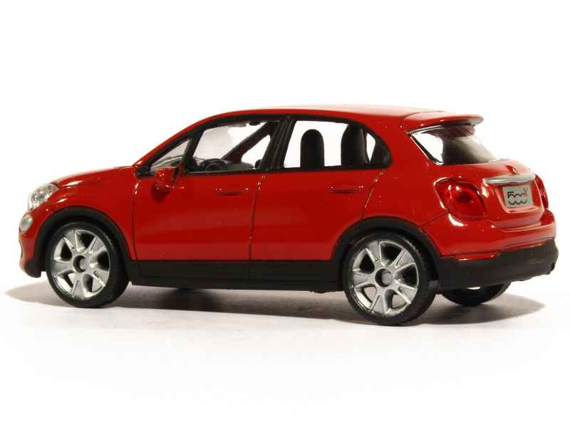 fiat 500x 2015 mondo motors 1 43 autos miniatures tacot. Black Bedroom Furniture Sets. Home Design Ideas