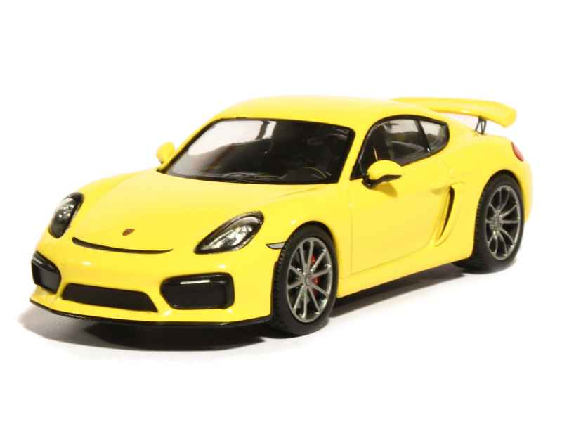 porsche cayman gt4 2015 schuco 1 43 autos miniatures tacot. Black Bedroom Furniture Sets. Home Design Ideas