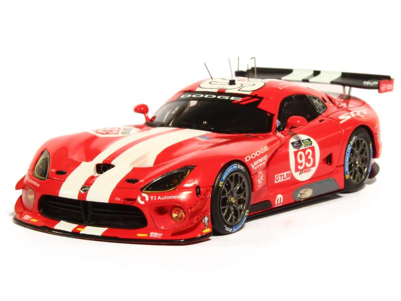 Srt Viper Gts R Lone Star Le Mans 2014 No93 Bomarito Wittmer Gtlm Winner Spark Model 80115 0 together with Watch as well Page2 likewise 3179867158 likewise SRT Viper GTS R 34751. on viper gtsr