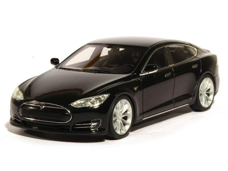 tesla model s 2009 schuco pro r43 1 43 autos. Black Bedroom Furniture Sets. Home Design Ideas