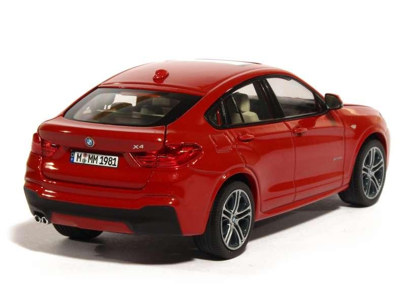 BMW - X4/ F26 2015 - Herpa 1/43e - 1/43 - Autos Miniatures ...