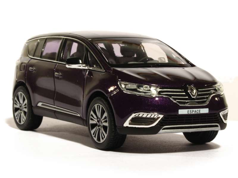 renault espace v initiale paris 2015 norev 1 43 autos miniatures tacot. Black Bedroom Furniture Sets. Home Design Ideas