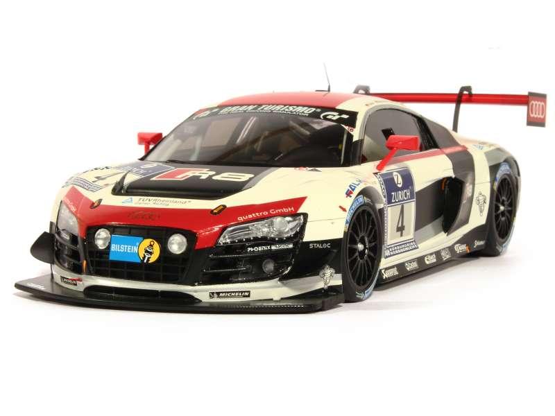 audi r8 lms ultra 24h nurburgring 2014 spark model 1 18 autos miniatures tacot. Black Bedroom Furniture Sets. Home Design Ideas