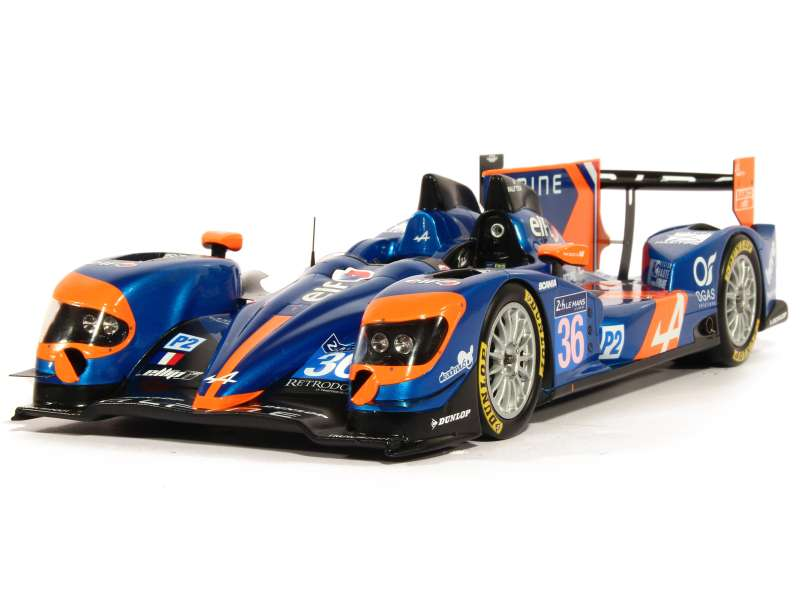 alpine a450b nissan le mans 2014 spark model 1 18 autos miniatures tacot. Black Bedroom Furniture Sets. Home Design Ideas