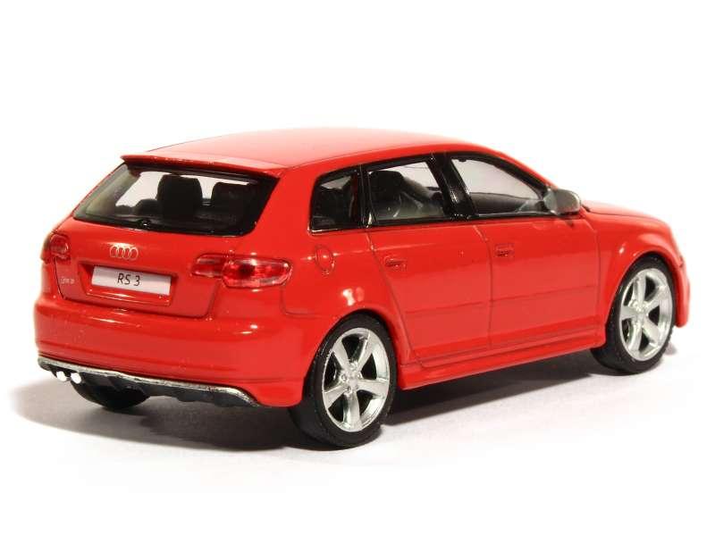 audi rs3 sportback 2011 unifortune toys 1 43 autos miniatures tacot. Black Bedroom Furniture Sets. Home Design Ideas