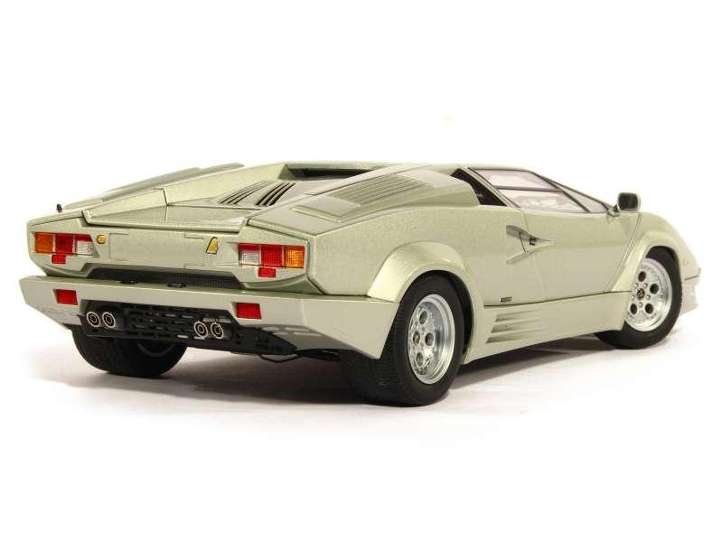 Lamborghini Countach 25 Th Anniversary 1988 Autoart