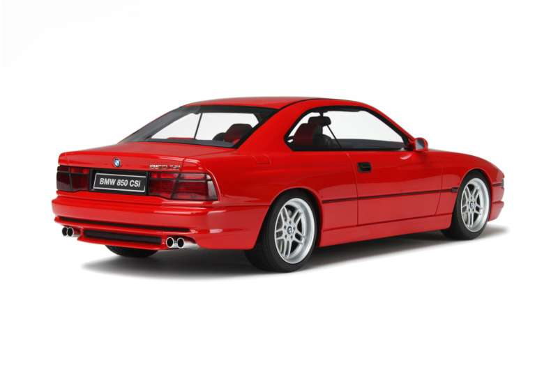 bmw 850 csi e31 1992 ottomobile 1 18 autos miniatures tacot. Black Bedroom Furniture Sets. Home Design Ideas
