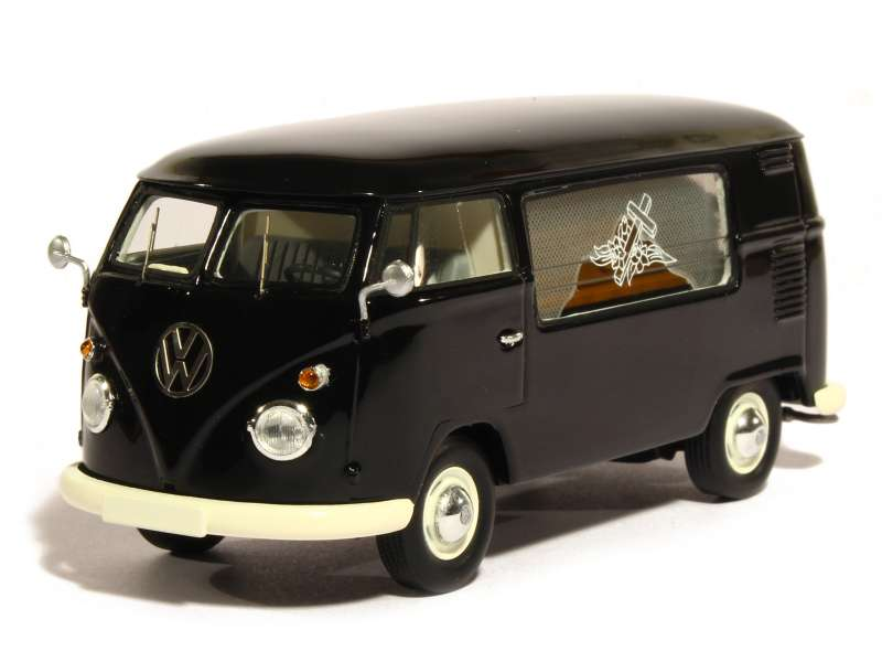 volkswagen combi t1 corbillard premium classixxs 1 43 autos miniatures tacot. Black Bedroom Furniture Sets. Home Design Ideas