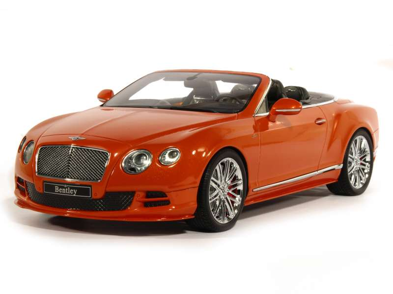 bentley continental gt speed cabriolet 2014 minichamps. Black Bedroom Furniture Sets. Home Design Ideas