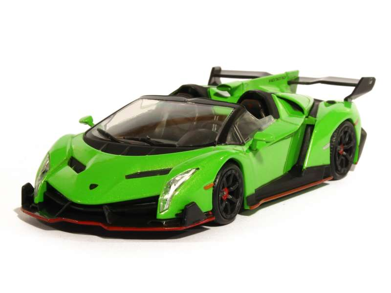Lamborghini - Veneno Roadster 2013 - Whitebox - 1/43 ...