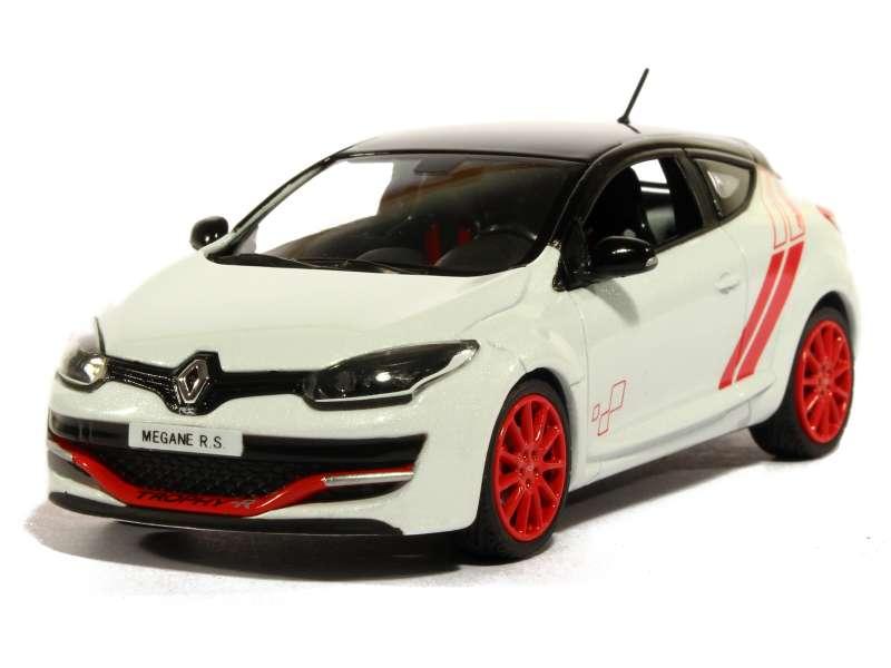 renault megane iii rs trophy r nurburgring 2014 norev 1 43 autos miniatures tacot. Black Bedroom Furniture Sets. Home Design Ideas