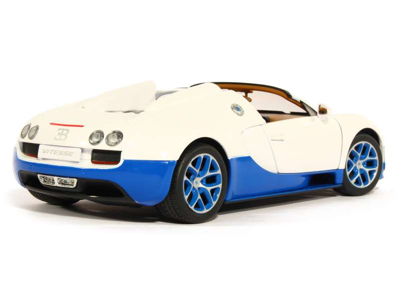 bugatti veyron 16 4 grand sport vitesse 2012 rastar. Black Bedroom Furniture Sets. Home Design Ideas