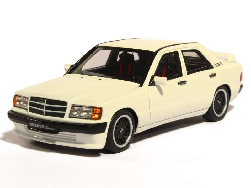 Minichamps - Mercedes 190E Brabus 3.6S  W201 1988 -