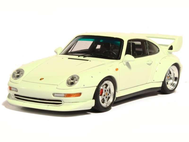 porsche 911 993 gt 1995 spark model 1 43 autos miniatures tacot. Black Bedroom Furniture Sets. Home Design Ideas