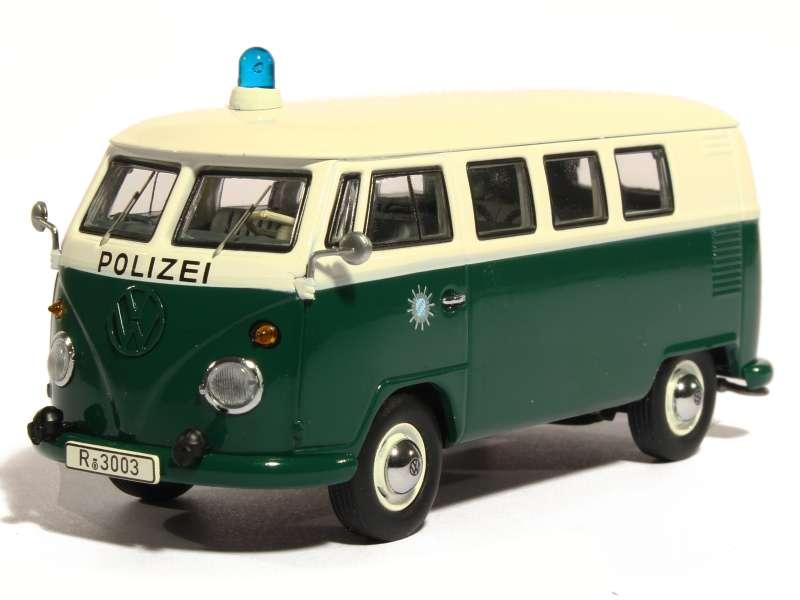 volkswagen combi t1 bus polizei premium classixxs 1 43 autos miniatures tacot. Black Bedroom Furniture Sets. Home Design Ideas
