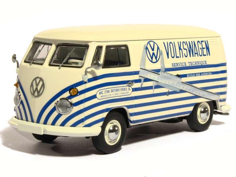volkswagen combi t1fourgon premium classixxs 1 43 autos miniatures tacot. Black Bedroom Furniture Sets. Home Design Ideas