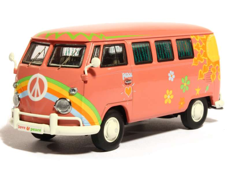volkswagen combi t1 bus premium classixxs 1 43 autos miniatures tacot. Black Bedroom Furniture Sets. Home Design Ideas