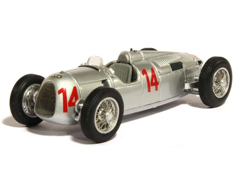 80537 Auto Union Type C Hungarian GP 1936