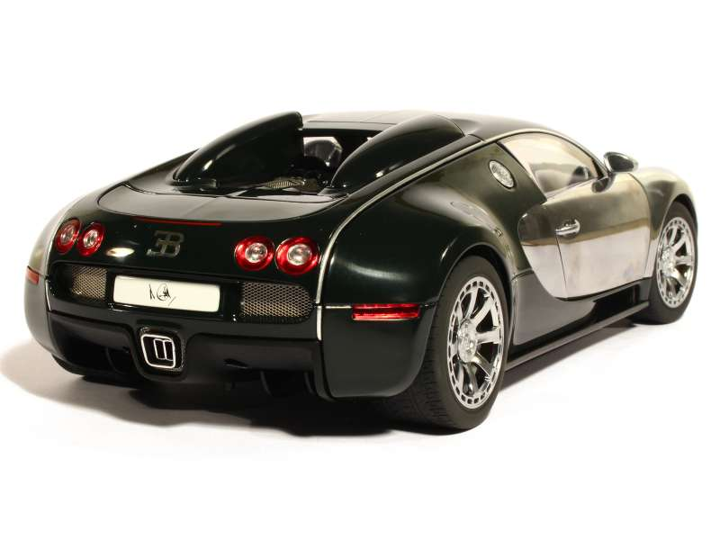 bugatti veyron centenaire 2009 autoart 1 18 autos miniatures tacot. Black Bedroom Furniture Sets. Home Design Ideas