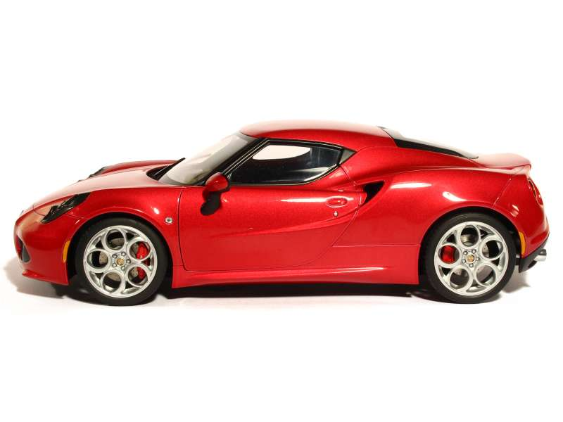 alfa romeo 4c 2013 autoart 1 18 autos miniatures tacot. Black Bedroom Furniture Sets. Home Design Ideas