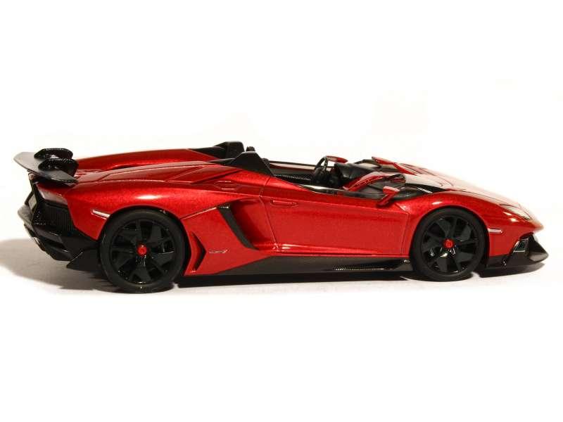 lamborghini aventador j 2012 autoart 1 43 autos miniatures tacot. Black Bedroom Furniture Sets. Home Design Ideas