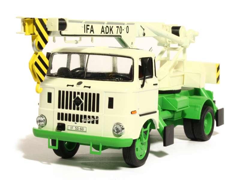 Ist - IFA W50L ADK 70 Grue 1968 - 1 43