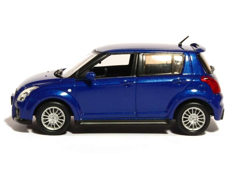 suzuki swift sport 2007 j collection 1 43 autos. Black Bedroom Furniture Sets. Home Design Ideas